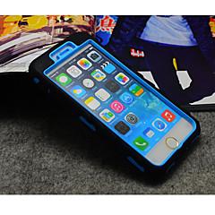 Недорогие Кейсы для iPhone 6-Кейс для Назначение iPhone 6s Plus iPhone 6 Plus Apple iPhone 6 Plus Кейс на заднюю панель Мягкий ТПУ для iPhone 6s Plus iPhone 6 Plus