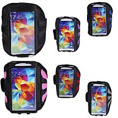voordelige Galaxy Note 3 Hoesjes / covers-sport running armband arm band geval dekking zakje houder voor de Samsung Galaxy S4 s5 s6