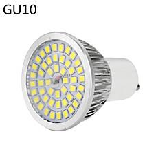 E14 GU10 GU5.3(MR16) E26/E27 Faretti LED 48 leds SMD 2835 Bianco caldo Luce fredda 720lm 2800-3200/6000-6500K AC 85-265V