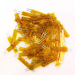 abordables Resistencias-película ntc mf5b termistor tipo de parche 100k 1% b 3950 de largo 25mm