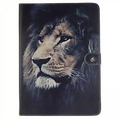 Mert Samsung Galaxy tok Kártyatartó / Pénztárca / Állvánnyal / Flip / Minta Case Teljes védelem Case Állat Műbőr SamsungTab 4 10.1 / Tab