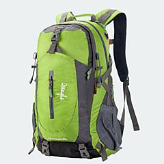 40 L Rucsacuri Pachete Laptop Ciclism Rucsac Călătorie Duffel Husă Pachet Alpinism Camping & Drumeții VoiajImpermeabil Purtabil Pachete