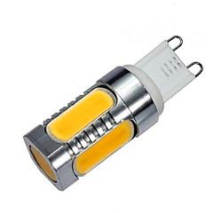 ywxlight® g9 led luces de maíz 5 mazorca 900 lm blanco cálido blanco frío ac decorativo 220-240 v 1 unid