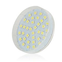 abordables Luces LED de Armario-lexing gx53 5w 36x5050smd 300-400lm blanco cálido / blanco frío / blanco natural llevó la lámpara del gabinete (220 ~ 240v)