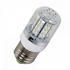 halpa LED-lamput-YWXLIGHT® 5W 450 lm E14 E26/E27 LED-maissilamput T 48 ledit SMD 3014 Himmennettävissä Koristeltu Lämmin valkoinen Kylmä valkoinen AC 12V