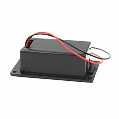 お買い得  ロボット&アクセサリー-9Vバッテリー+ T型バックルケースがセット - 黒