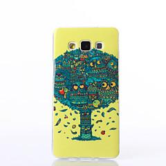 Χαμηλού Κόστους Galaxy A5 Θήκες / Καλύμματα-Για Samsung Galaxy Θήκη Θήκες Καλύμματα Με σχέδια Πίσω Κάλυμμα tok Κουκουβάγια TPU για Samsung A5 A3