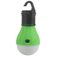 Lanterns & Tent Lights LED 10 lm 1 Mode - Emergency Camping/Hiking/Caving Outdoor Green