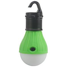 Lyhdyt ja telttavalot LED 10 Lumenia 1 Tila - Patterit eivät sisälly hintaan Hätä varten Telttailu/Retkely/Luolailu Ulkoilu Vihreä