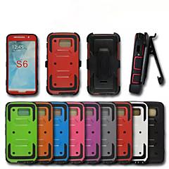 Για Samsung Galaxy Θήκη Ανθεκτική σε πτώσεις / Αδιάβροχη / Προστασία από τη σκόνη / με βάση στήριξης tok Πίσω Κάλυμμα tok Ζώο PC Samsung