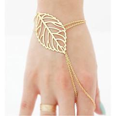 preiswerte Armbänder-Ketten- & Glieder-Armbänder - Einzigartiges Design, Retro, Freizeit Armbänder Gold Für Party Geburtstag Geschenk