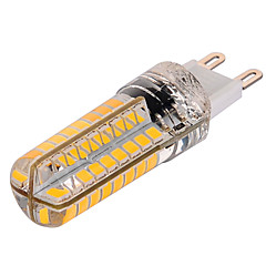 ywxlight ® g9 הוביל תירס אורות 72 smd 2835 1000 lm חם לבן קר dimmable לבן 220-240 v 1pc