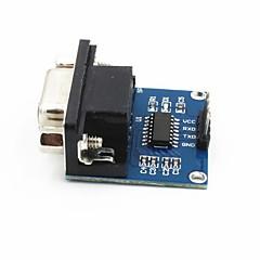 블랙 + 블루 - RS232은 / 표시 W 직렬 통신 모듈을 TTL하기