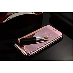 Для Кейс для iPhone 5 Покрытие / Флип / Прозрачный Кейс для Чехол Кейс для Один цвет Мягкий TPU iPhone SE/5s/5
