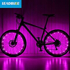 halpa Pyöräilyvalot-pyörän valot LED Pyöräily Ladattava Vedenkestävä 18650.0 Lumenia Akku Pyöräily