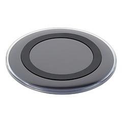 Universal Design Qi Standard A1 Wireless Charging Pad Mobile Wireless Power Charger for Galaxy S7 S7 edge S6 S6 edge