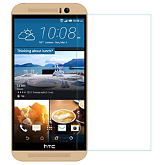 gehard glas screen protector film voor HTC One M9 screen protectors voor HTC