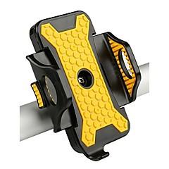 abordables Monturas y Soportes-Montura de Teléfono para Bicicleta GPS, Ajustable, Universal Ciclismo Recreacional / Ciclismo / Bicicleta / Mujer Acero inoxidable / ABS