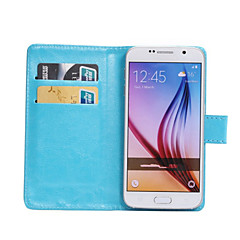 halpa Muut Samsung kotelot / kuoret-360 asteen flip PU nahka puhelin tapauksessa kukkaro businiss Galaxy grand Neo / ydin plus / e7 / J1 / J3 / tasku 2 / trendi 3 / Ace 2
