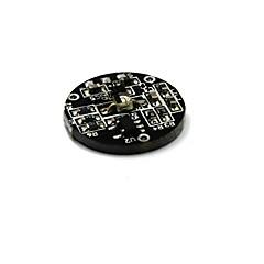 tanie Czujniki-puls / tętno czujnik planszowa dla Arduino-czarny (współpracuje z oficjalnych płyt Arduino)
