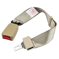 abordables Cierres de Cinturón de Seguridad-DearRoad cinturón de seguridad cinturón de seguridad Negro Beige Universal