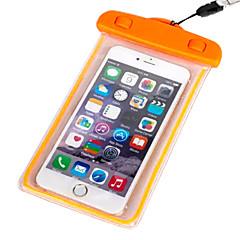 светятся в темноте водонепроницаемом корпусе для Iphone 6 плюс