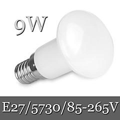 tanie Żarówki LED-900 lm E26/E27 Żarówki LED kulki R63 30LED Diody lED SMD 5730 Przysłonięcia Dekoracyjna Ciepła biel Zimna biel AC 85-265V