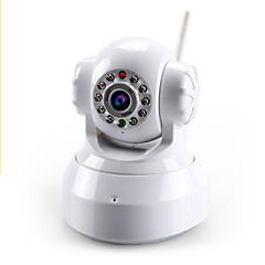tanie Kamery IP-1.0 MP Domowy with Filtr IR Dzień i noc Główne 64GB(Dzień Noc Detekcja ruchu Dual Stream Zdalny dostęp Podłącz i Graj Wi-Fi Protected