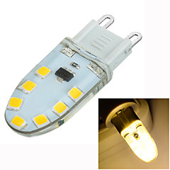 preiswerte LED-Birnen-200-300 lm G9 LED Doppel-Pin Leuchten Eingebauter Retrofit 14 Leds SMD 2835 Abblendbar Dekorativ Warmes Weiß Wechselstrom 220-240V
