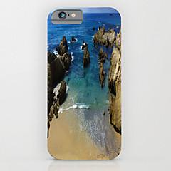 Недорогие Кейсы для iPhone 6-Кейс для Назначение Apple iPhone 6 iPhone 6 Plus С узором Кейс на заднюю панель Пейзаж Твердый ПК для iPhone 6s Plus iPhone 6s iPhone 6