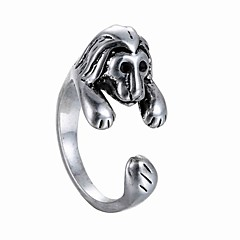 Europe And The United States Exaggerated Ring Opening Animal Ring