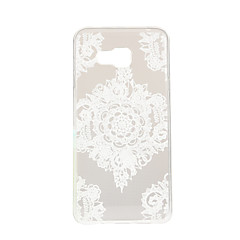 billige Galaxy A3 Etuier-For Samsung Galaxy etui Transparent Mønster Etui Bagcover Etui blondedesign TPU for Samsung A7(2016) A5(2016) A3(2016) A7 A5 A3
