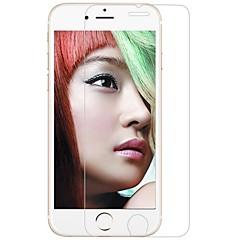 tanie -zaokrąglona krawędź 9h przezroczyste szkło hartowane ekranu ochraniacz na iphone6 / 6s / 6 Puls