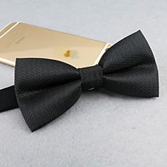 abordables Corbatas y Pajaritas para Hombre-Otro Vintage Bonito Fiesta Trabajo Casual Negro Other Boda Pasador