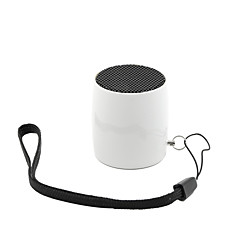 abordables Ofertas de Navidad-Al Aire Libre Mini Portátil Bluetooth 2.0 3.5mm AUX altavoces inalámbricos Bluetooth Blanco Negro Rojo