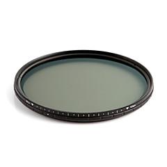 FOTGA ultra delgado atenuador variable de filtro ND-mc ND2 a ND400 46mm / 49mm de densidad neutra
