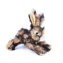 abordables Juguetes para Perro-Peluches Chirrido Conejo Rabbit Textil Para Gato Perro