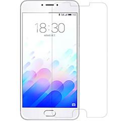 Χαμηλού Κόστους Προστατευτικά Οθόνης-nillkin HD ταινία αντι δακτυλικών αποτυπωμάτων που για Meizu γοητεία μπλε σημείωση 3 του κινητού τηλεφώνου