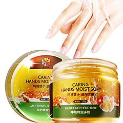 byfunme leche miel cera exfoliante hidratante mano