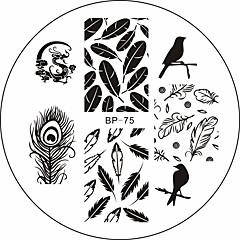 madarak sárkány toll köröm bélyegsablont image lemez született szép