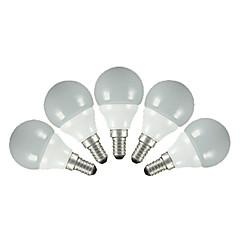 お買い得  LED 電球-FSL® 200 lm E14 E26/E27 LEDボール型電球 G60 5 LEDの SMD 2835 温白色 クールホワイト AC 220-240V