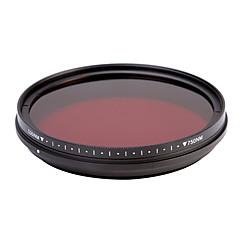 fotga®オールインワン調整可能な530nmの-750nmの赤外線IRパスX線レンズフィルター77ミリメートル