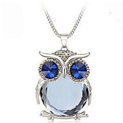 preiswerte Halsketten-Damen Perle Statement Ketten / Perlenkette - Perle Erklärung, Europäisch, Modisch Weiß, Grau, Blau Modische Halsketten Für Party
