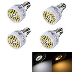 cheap LED Bulbs-3000/6000 lm E14 LED Spotlight R50 24 leds SMD 2835 Decorative Warm White Cold White AC 220-240V