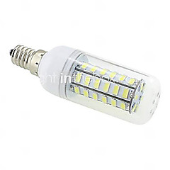 cheap LED Bulbs-10W 1000 lm E14 G9 E26/E27 B22 LED Corn Lights T 48 leds SMD 5730 Warm White Cold White AC 220-240V
