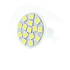 5W GU4(MR11) LED Spotlight MR11 15 SMD 5060 450-500 lm Warm White Cold White Natural White 3500K  6000K 6500K K Dimmable Decorative DC 12