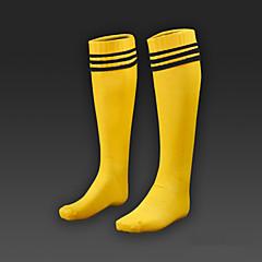 vastag nedvszívó, lélegző csúszás gyermek térdzokni futball zokni sport