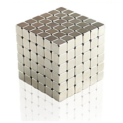 abordables Juguetes Magnéticos-648 pcs 4mm Juguetes Magnéticos Bolas magnéticas / Bloques de Construcción / Puzzle Cube Magnético Regalo