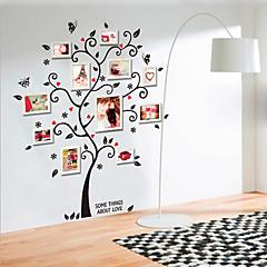baratos -Botânico / Vida Imóvel / Moda Wall Stickers Autocolantes de Aviões para Parede,PVC 60*45*0.1