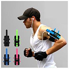 L Brazalete Bolso del teléfono celular para Ciclismo/Bicicleta Fitness Running Bolsas de Deporte Compacto Bolsa de Running Samsung Galaxy